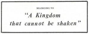 A-kingdom