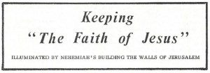 Keeping-the-faith