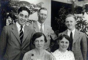 Raymond Golsworthy; Fred Flack