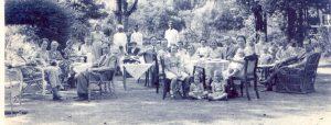Lady Ogle; TAS; Sparks; Raymond Glosworthy; Fred Flack;